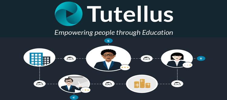 ICO Tutellus - Memperkerjakan Siswa Melalui Pendidikan