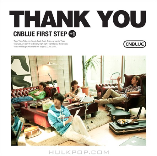 CNBLUE – CNBLUE – First Step +1 Thank You – EP (ITUNES PLUS AAC M4A)