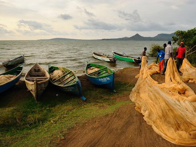 Pescatori Lago Vittoria