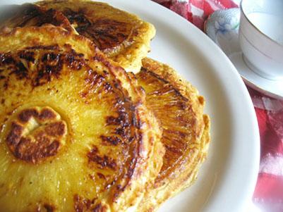 Fresh Pineapple Upside Down Cake Recipe From Scratch