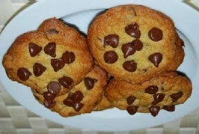 Resep Goodtime Cookies NCC Renyah dan Mantab