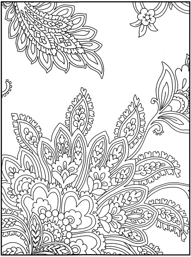 coloring pages patterns | inkspired musings: Home Run to Valentine's Day!