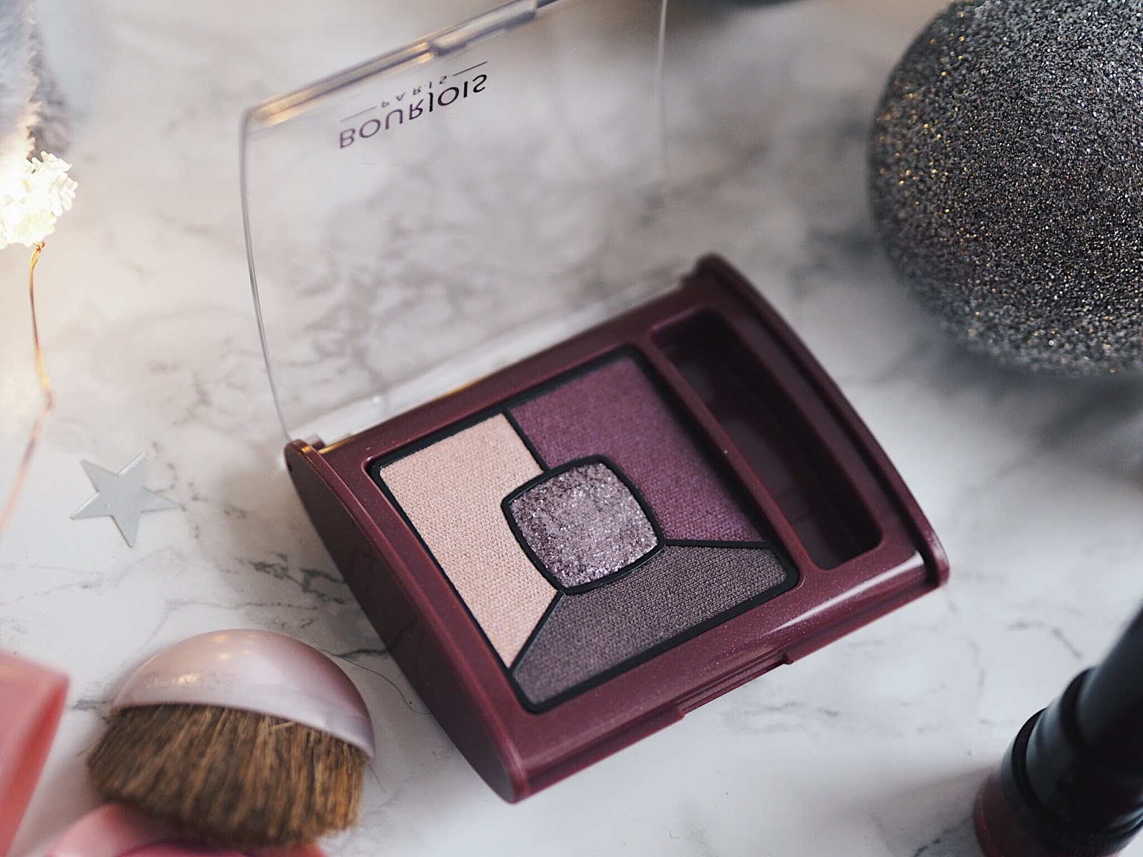 bourjois Smoky Stories Quad Eyeshadow