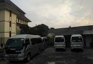 Travel Depok ke Bandung