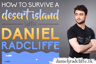 BuzzFeed UK: How to survive a desert island with Daniel Radcliffe