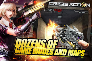 Download Game Crisis Action High Focus & More Mod Apk