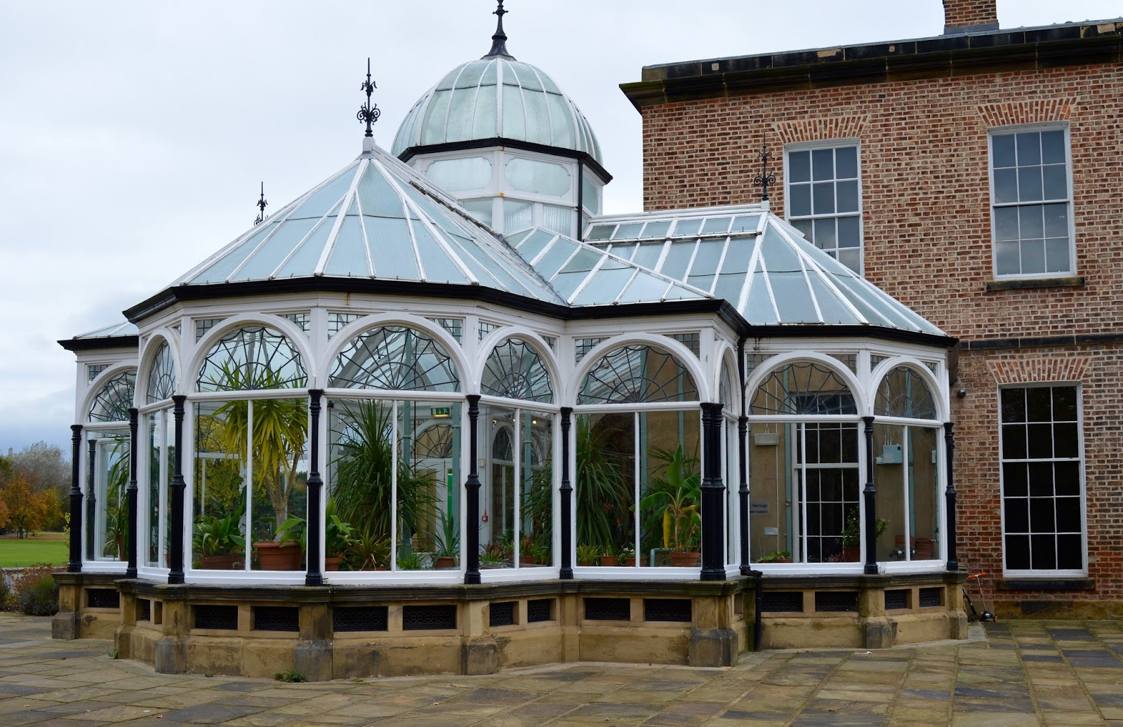 Half Term Hocus Pocus at Preston Park | The North East's very own Diagon Alley - conservatory restaurant