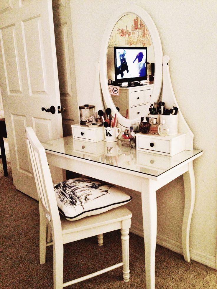 Completing Bedroom Sets with Vanity Table IKEA | Trend ...