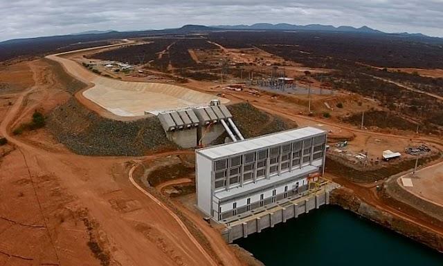 Helder Barbalho quer acelerar entrega das obras de transposição do Rio São Francisco
