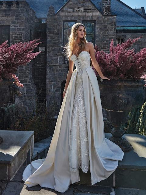 vestidos de novia en primavera