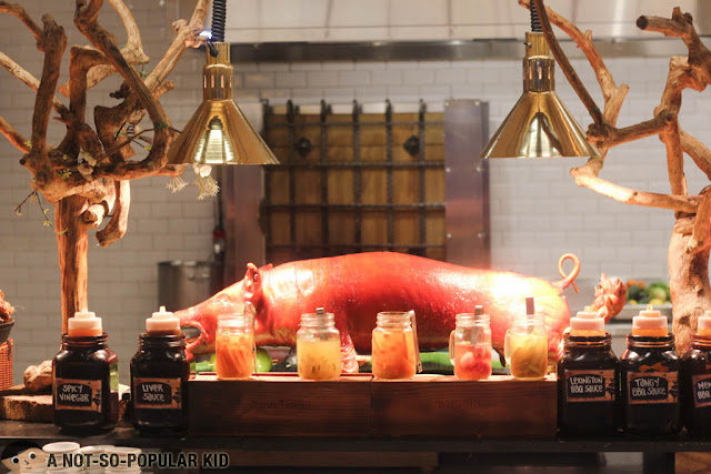 Lechon in the Pantry of Duist Thani