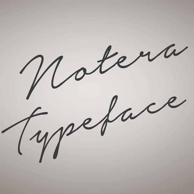 20 Font Tulisan Tangan/Font Handwriting Keren Untuk Desainer Tahun 2019