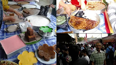 Pasar Wadai Ramadhan di Kota Banjarbaru