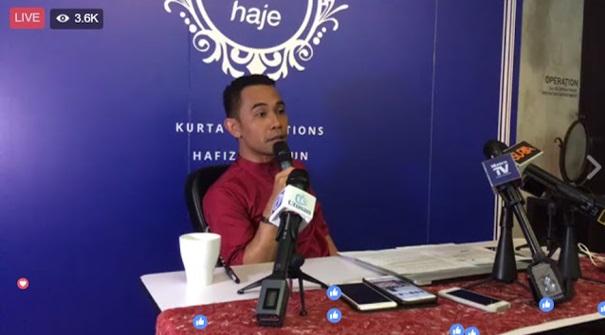 (VIDEO LIVE) Hafiz Hamidun Sahkan Joy Memang Masih isteri Orang Ketika Berkahwin, Puas Pujuk Minta Surat Cerainya Joy Sebelum Ini