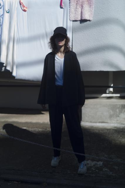 ESSAY SPRING SUMMER 2018 / SS18 / FASHION BRAND - DESIGN LABEL  /  TOKYO JAPAN /