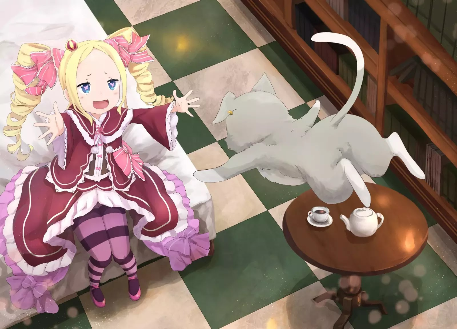 AowVN%2B%25289%2529 - [ Hình Nền ] Loli cực đẹp , cực độc Full HD | Anime Wallpaper