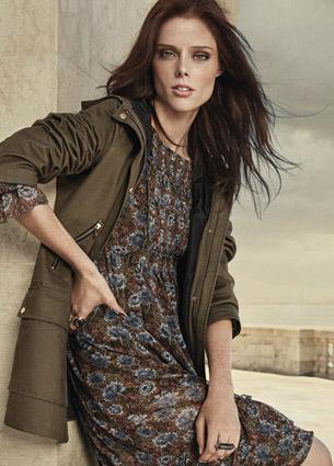 El Corte Inglés moda para mujer Otoño Invierno 2016