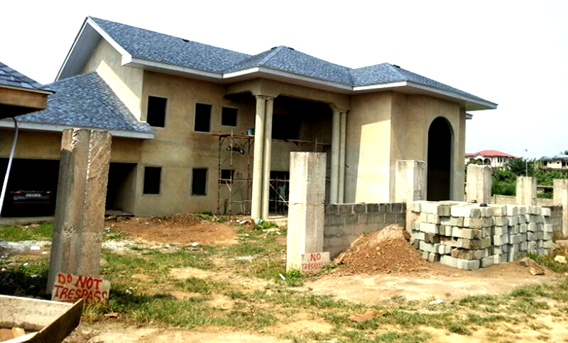 How to finance your uncompleted building in ghana ghana for Ghana house plans for sale
