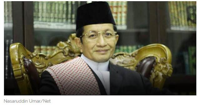 Imam Besar Masjid Istiqlal Samakan Trinitas dengan Asma' al-Husna, Tidak bertentangan dengan keesaan Allah Swt