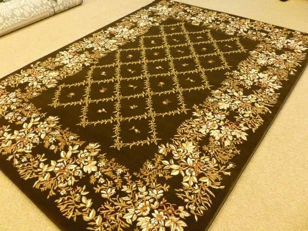 Jenis karpet menurut bahan pembuatannya