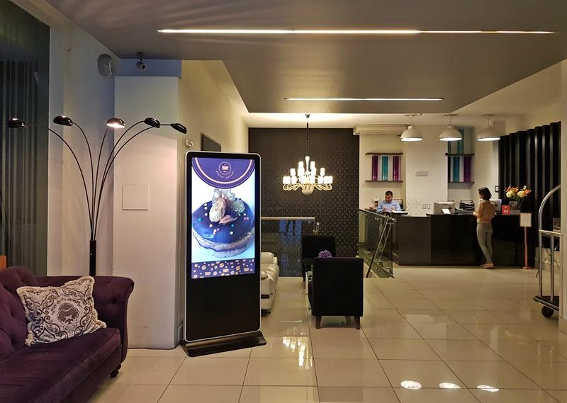 Onde ficar em Santiago: Hotel Torremayor Providência