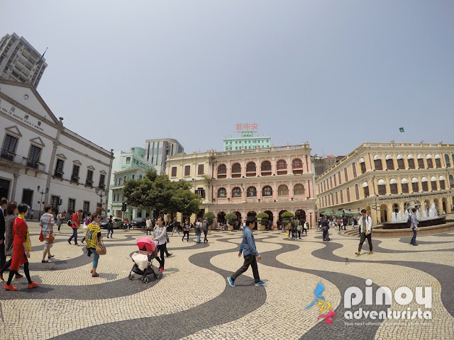 Top Free Things To Do in Macau