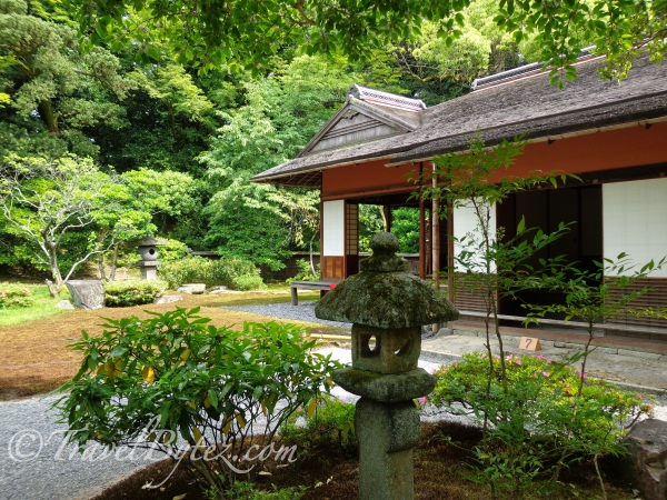 Sentō Imperial Palace (仙洞御所 Sentō Gosho) Tour