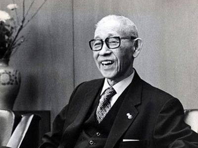 Ông Kōnosuke Matsushita – một doanh nhân nổi tiếng của Nhật