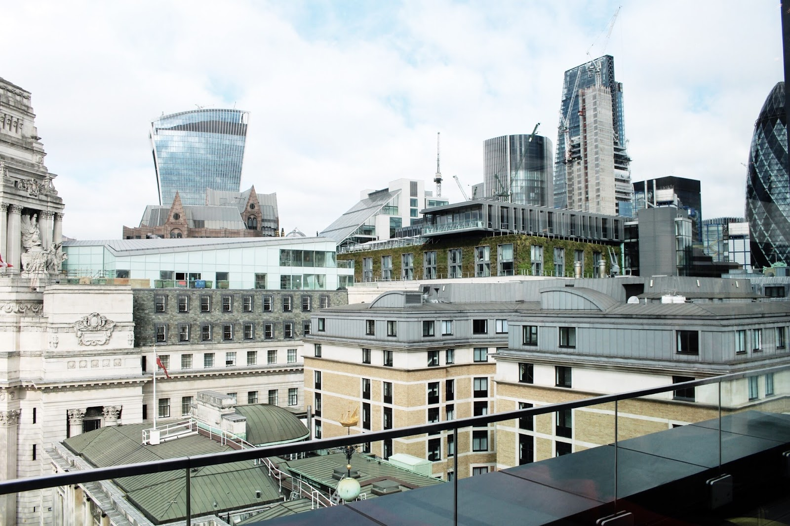 Best Hotel Rooftop Bars in London