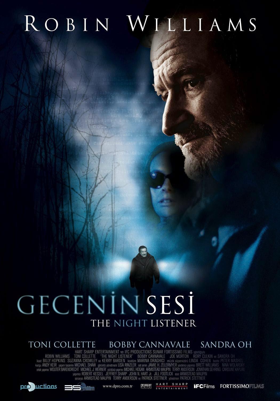 THE NIGHT LISTENER / ΨΙΘΥΡΟΙ ΣΤΟ ΣΚΟΤΑΔΙ (2006) ταινιες online seires oipeirates greek subs