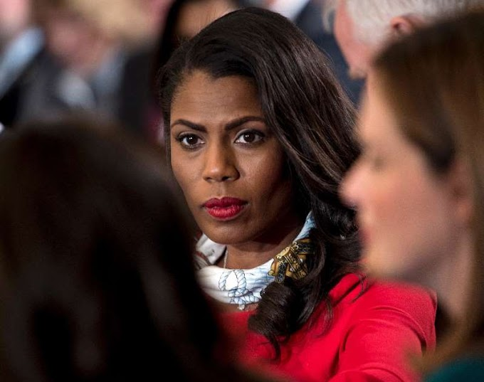 Ex-White House staffer releases tape of her firing