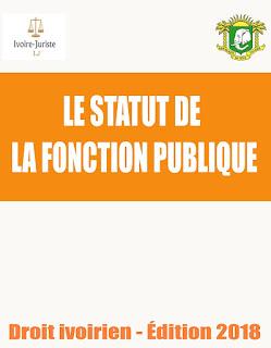 Le statut de la fonction publique (Nouveau)