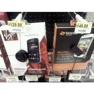 Unadvertised Walmart Sale on Virgin Mobile Galaxy Ring and ...