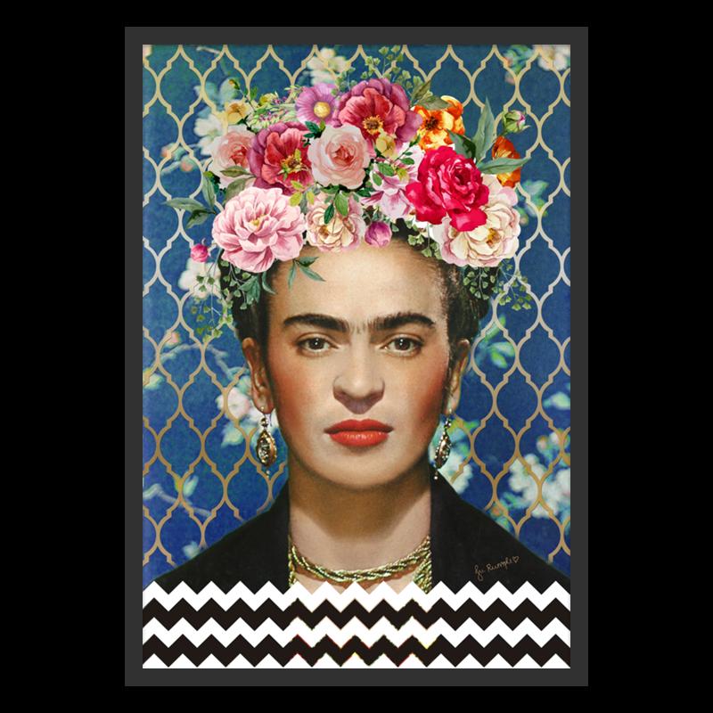 federica & vera: Frida Kahlo subiu à cabeça