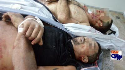 Dois Assaltantes tombam em confroto com Policiais Militares e Civis em Barreirinhas