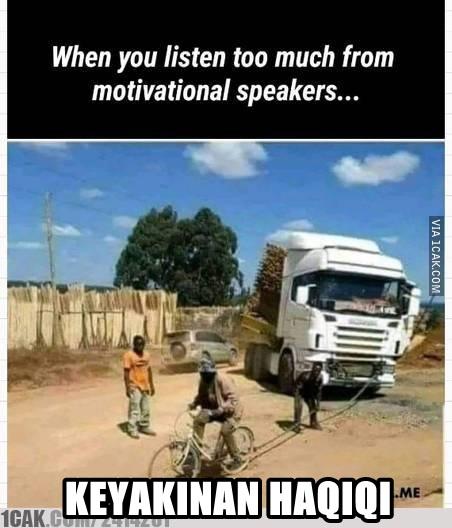 15 Meme 'Keyakinan Haqiqi' Ini Bikin Ketawa Terbahak-bahak