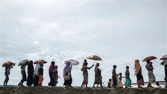 Bangladesh set to relocate all Rohingya to mega refugee camp: Official