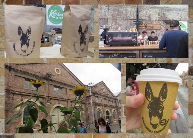 Coffee in Sydney - Colombian Connection at the Carriageworks