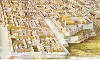 TAWANTINSUYO: Así fue el Cusco prehispánico El-cusco-de-pachacutec-ilustracion