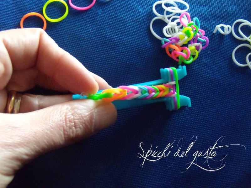 elastici Rainbow Loom