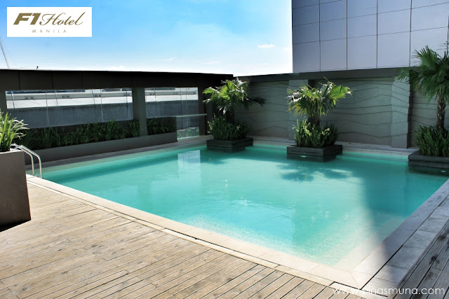 F1 Hotel Manila | Swimming Pool