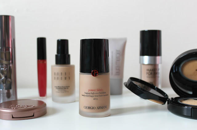 A review of Giorgio Armani Power Fabric Foundation