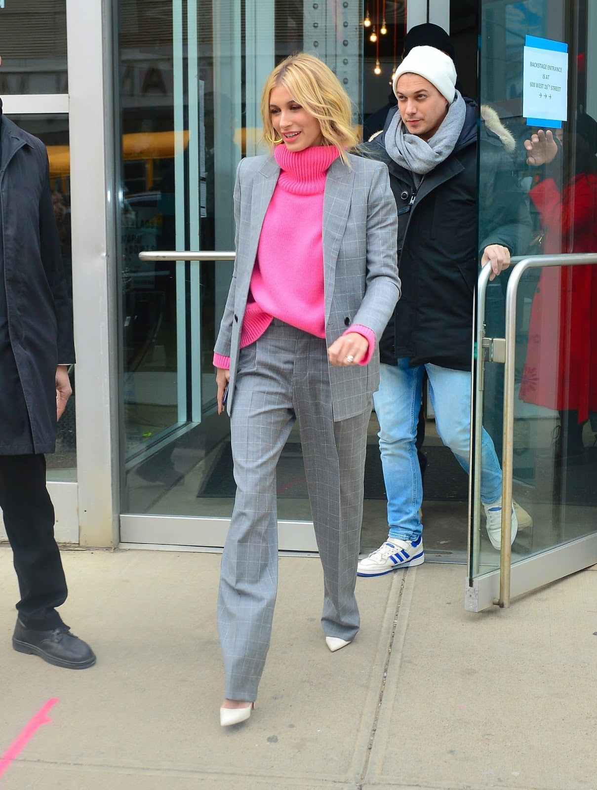 Hailey Baldwin - Out in NYC- 02/11/2019