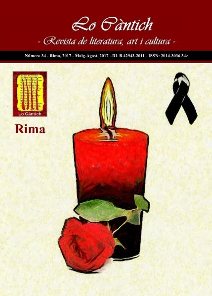 Lo Càntich - Número 34 - Rima, 2017
