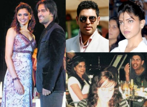 Girlfriends Of Mahendra Singh Dhoni