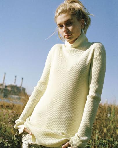 hailey baldwin vogue korea magazine models photo shoot