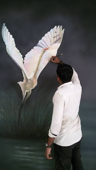 wall painting artist in Kerala