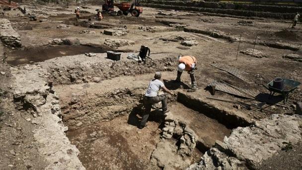 Sainte-Colombe: un site romain exceptionnel découvert près de Vienne