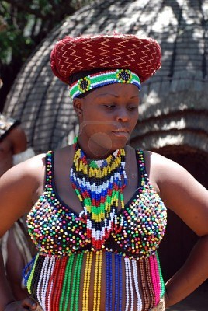 A Life Of Elegance: Is African Woman In Danger Of Extinction?