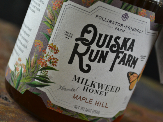 Ouiska Run Farm Honey